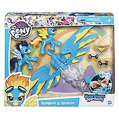 My Little Pony - Guardians of Harmony Spitfire and Soarin Figures