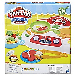 Play-Doh - Kitchen Creations Sizzlin Stovetop