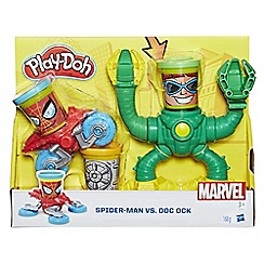 Play-Doh - Marvel Spider-Man vs. Doc Ock