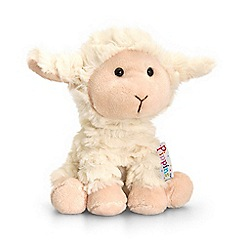 Keel - 20cm Pippins Cream Spring Lamb