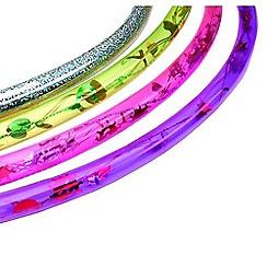 Mookie - Skip mate hula hoops with beads