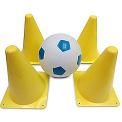 Mookie - Soccer ball & cones (4)