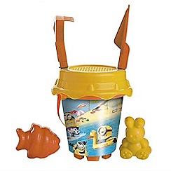 Mookie - Minions 18cm bucket set w/ accs