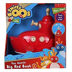 Golden Bear - Twirly woos Fun Sounds Big Red Boat