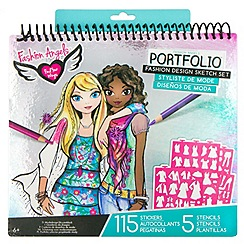 Fashion Angels - Fashion Portfolio Kit
