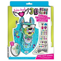 Fashion Angels - Cardboard Dog Head Kit