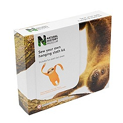 Natural History Museum - Sloth Door Hanger Kit