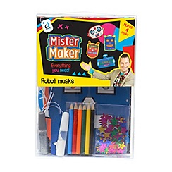 Mister Maker - Robot Masks