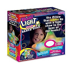 Re:creation - Bright Light Pillow : Beatz Flashing Star