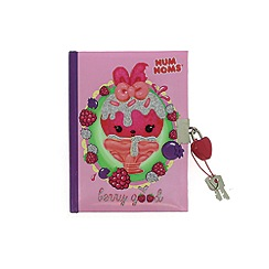 Num Noms - Lockable Diary