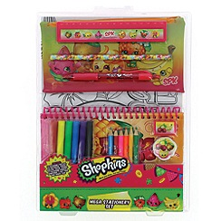 Shopkins - Mega Stationery Set