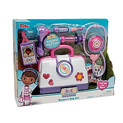 Doc McStuffins - Toy Hospital Bag Set