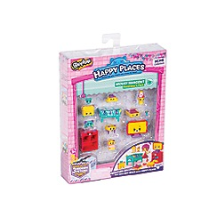 Shopkins - Happy Places Decorator Pk Mousy