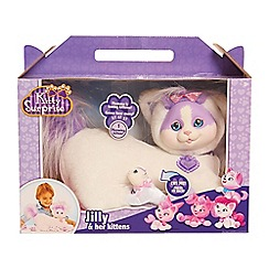 Flair - Kitty Surprise Plush Jilly