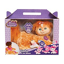 Flair - Kitty Surprise Plush Sasha Ginger