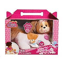 Flair - Puppy Surprise Plush Lacey