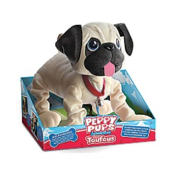 Flair - Peppy Pups Pug