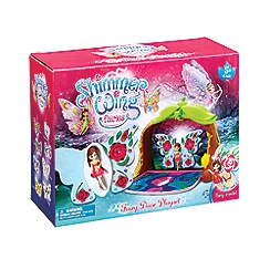 Flair - Shimmer Wings Fairies Fairy Door