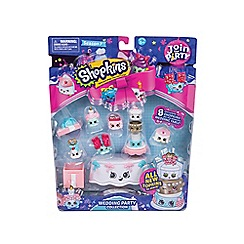 Shopkins - Deluxe Pack Wedding Party