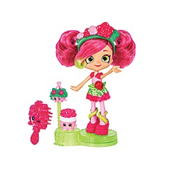 Shopkins - Shoppies Doll Rosie Bloom