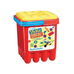 Flair - Stickle Bricks Big Red Bucket