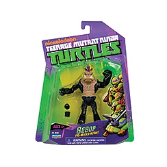 Teenage Mutant Ninja Turtles - Action Figure Bebop