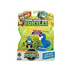 Teenage Mutant Ninja Turtles - Half-Shell Heroes 2pk Construction Leo Table Saw