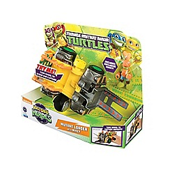 Teenage Mutant Ninja Turtles - Half-Shell Heroes Mutant Loader Vehicle Mikey