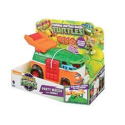 Teenage Mutant Ninja Turtles - Half-Shell Heroes Party Wagon with Donnie
