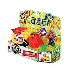 Teenage Mutant Ninja Turtles - Half-Shell Heroes Vehicle Figure Truck with Raph