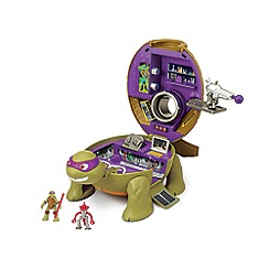 Teenage Mutant Ninja Turtles - Micro Mutants Donnie's Lab Playset