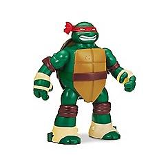 Teenage Mutant Ninja Turtles - Turtles micro mutants raph's train 'n' battle playset