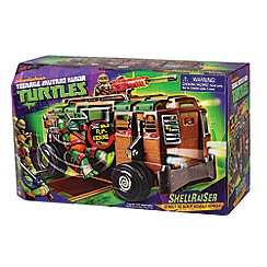 Teenage Mutant Ninja Turtles - Shellraiser Vehicle