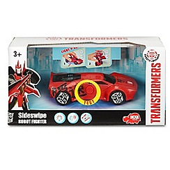 Transformers - RID Turbo Racer RC Sideswipe