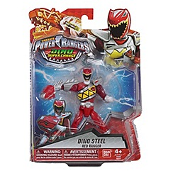 Power Rangers - Dino Super Charge 12.5cm Red Ranger Action Figure