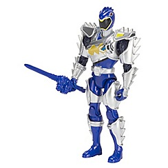 Power Rangers - Dino Super Charge 12.5cm Blue Ranger ver.2  Action Figure