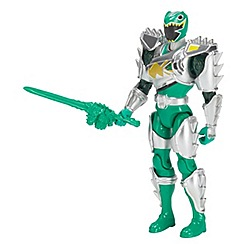 Power Rangers - Dino Super Charge 12.5cm Green Ranger ver.2  Action Figure