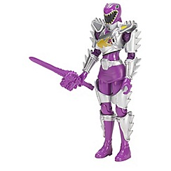 Power Rangers - Dino Super Charge 12.5cm Violet Ranger ver.2 Action Figure