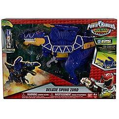 Power Rangers - Dino Super Charge Deluxe Tobaspino Zord