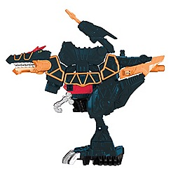 Power Rangers - Dino Super Charge Deluxe Tobaspino Colour Change Zord