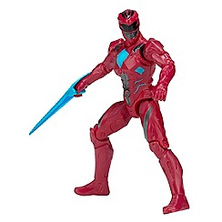 Power Rangers - 12.5cm Red Ranger Action Figure
