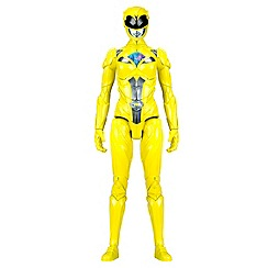 Power Rangers - 30cm Yellow Ranger Figure