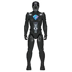 Power Rangers - 30cm Black Ranger Figure