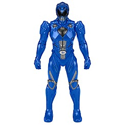Power Rangers - 17.5cm Blue Ranger Feature Figure