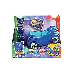 PJ Masks - Vehicle and Figure Cat Boy