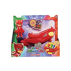PJ Masks - Vehicle and Figure Owlette Flyer
