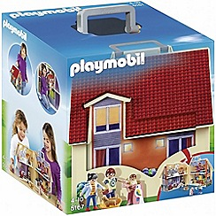 Playmobil - Take Along Dollshouse - 5167