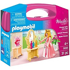 Playmobil - Princess Small Carry Case - 5650
