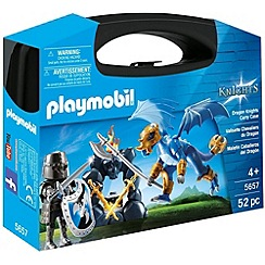 Playmobil - Dragon Knights Large Carry Case - 5657