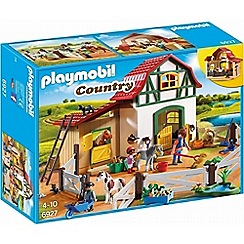 Playmobil - Country Pony Farm - 6927